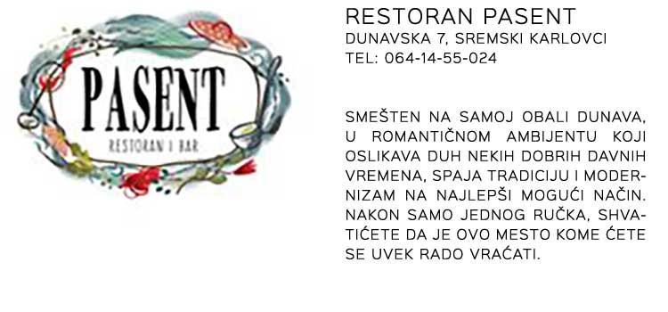 Restoran Pasent